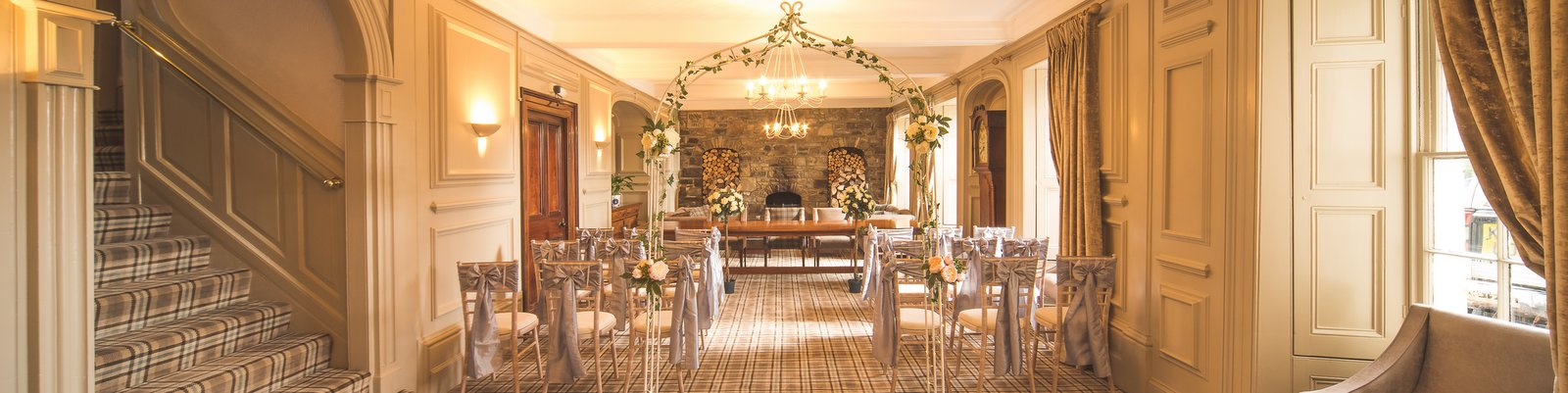 Top hall wedding venue